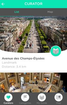 Paris - Peekily City Guide apk screenshot