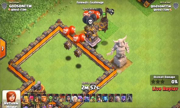 New; Cheat Clash Of Clans screenshot 13