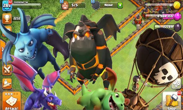 New; Cheat Clash Of Clans screenshot 7