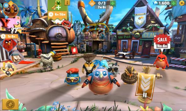 New Cheat Angry Birds Evolution screenshot 13