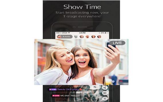 BIGO LIVE - Guide Tips LIVE apk screenshot