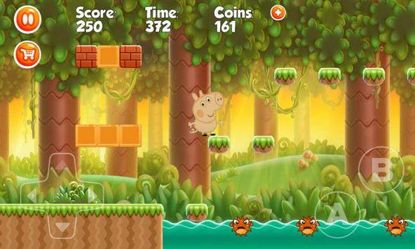 Happy Pig going on holiday games screenshot 3