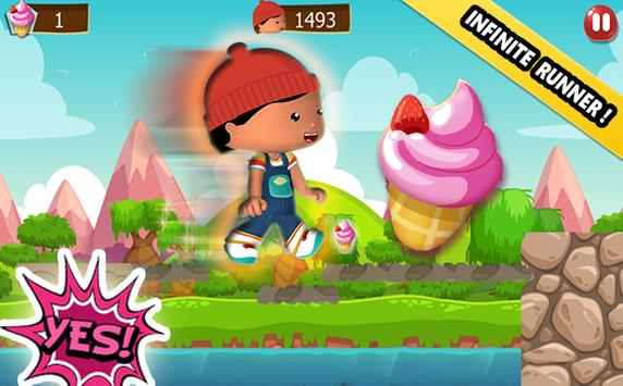 Peepe Run Adventures apk screenshot