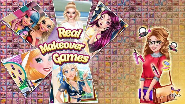 Pefino Girl Games apk screenshot
