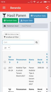 Aplikasi SIPKEKAL screenshot 2