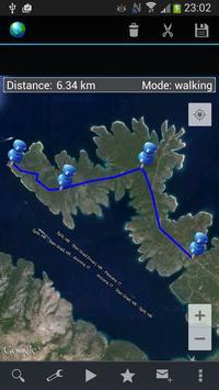 Map distance meter descarga apk gratis mapas y navegacin map distance meter captura de pantalla de la apk gumiabroncs Gallery
