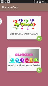 Bilmece Quiz screenshot 1
