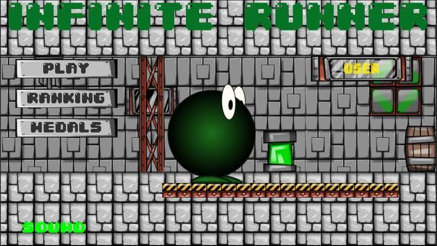 Infinite Runner screenshot 4