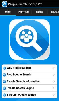 People Search Lookup Pro poster