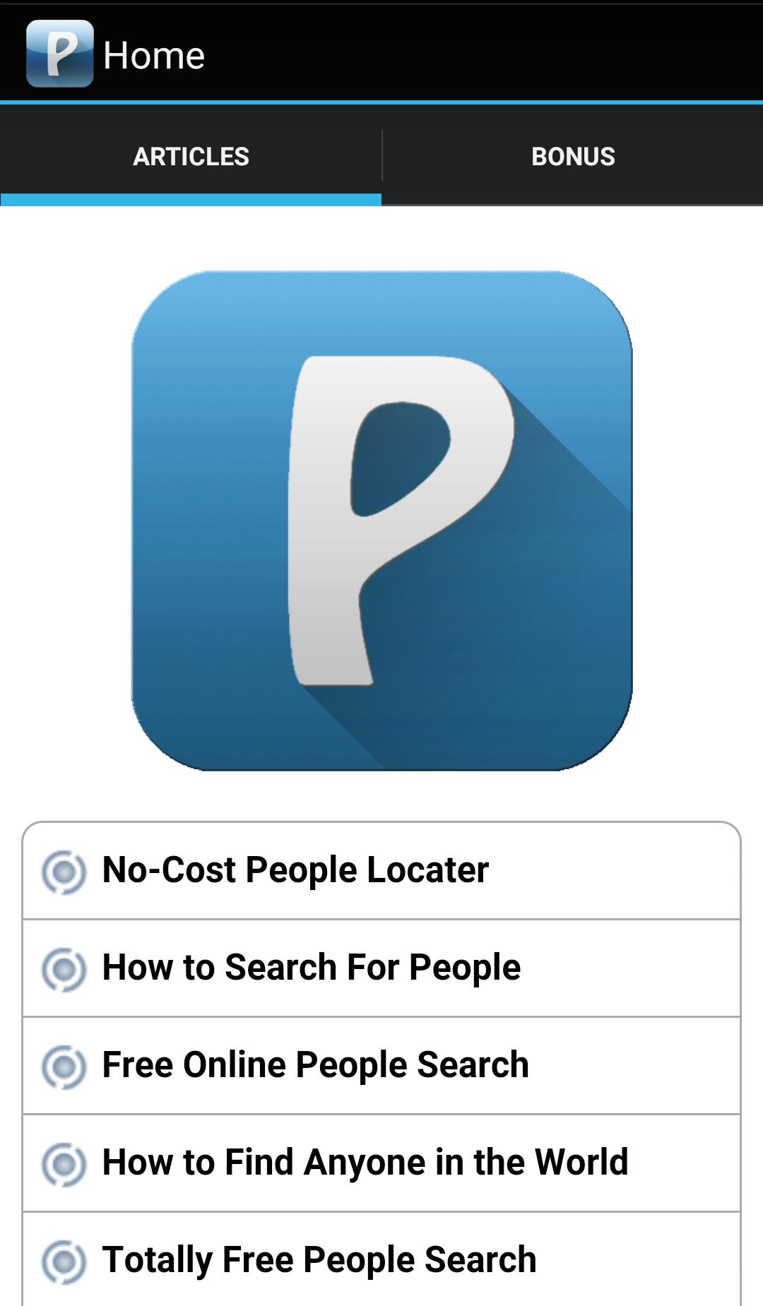 People Search Premium for Android - APK Download