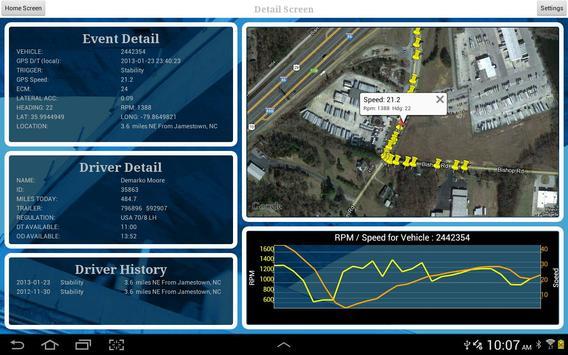 PeopleNet EventAlerter screenshot 1