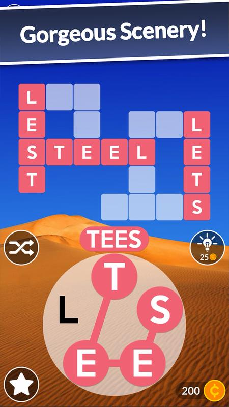 Wordscapes APK Download - Free Word GAME for Android ...