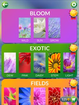 Word Flowers screenshot 14