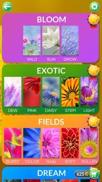 Word Flowers screenshot 2