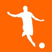 Orange sport icon