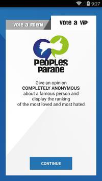 Peoples Parade apk screenshot
