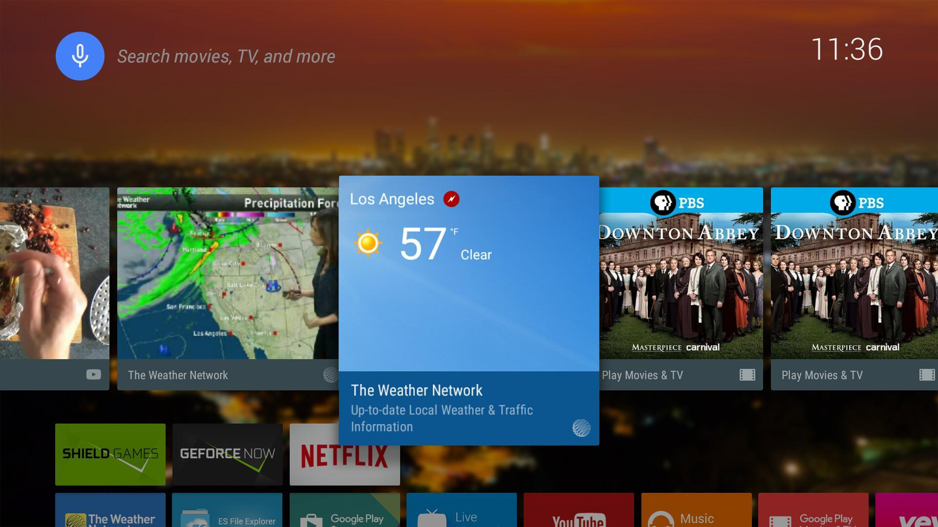 The Weather Network TV App for Android - APK Download