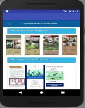Rumah Sakit Pelni Mobile App apk screenshot