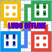 Ludo and Snakes Offline 2019 icon