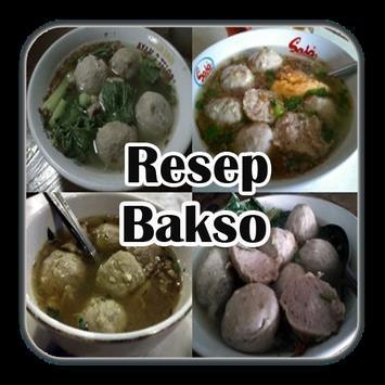 Resep Bakso Terbaru poster