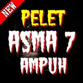 Pelet Asma 7 Ampuh icon