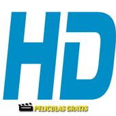 Peliculas en hd icon