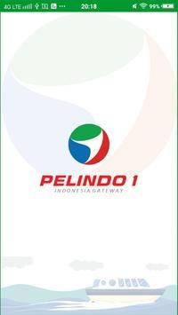 e-ticketing pelindo 1 poster
