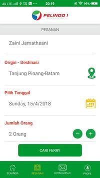 e-ticketing pelindo 1 screenshot 4