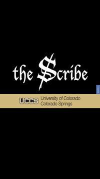 Scribe UCCS News App poster