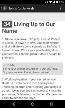 Theocratic Songs screenshot 1