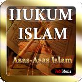 Hukum Dasar Asas Islam icon