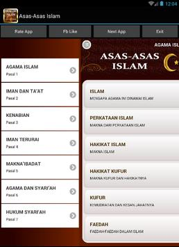 Hukum Dasar Asas Islam screenshot 2