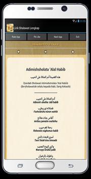 Lirik Sholawat Lengkap apk screenshot
