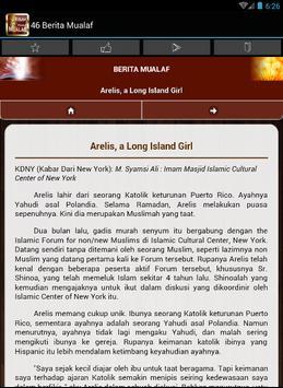 Kisah Mualaf screenshot 1