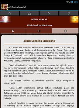 Kisah Mualaf screenshot 2