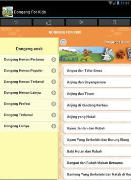 Dongeng Anak Lengkap screenshot 1