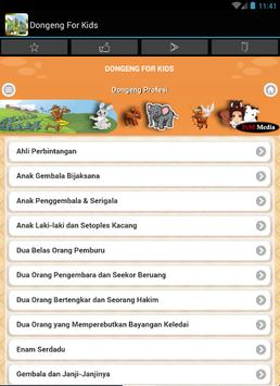 Dongeng Anak Lengkap screenshot 2