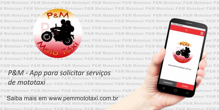 P&M Mototaxi - Cliente screenshot 3
