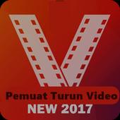 VI pemuat turun video icon