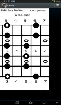 Guitar XzJamVirtual Band screenshot 7