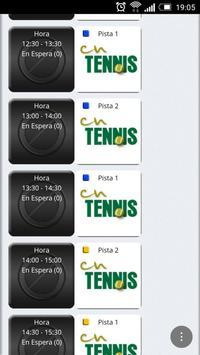 Campo Olivar Squash screenshot 1
