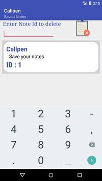 Callpen screenshot 3