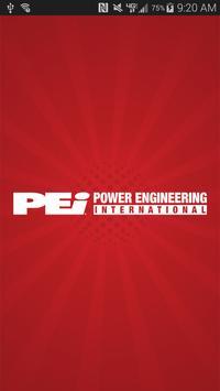 Power Engineering Intl. News poster