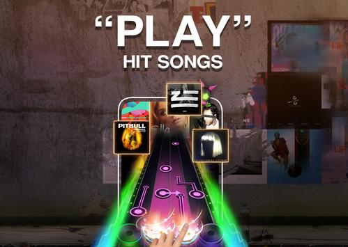 Beat Fever: Music Tap Rhythm Game poster