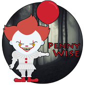 PennyWise Halloween icon