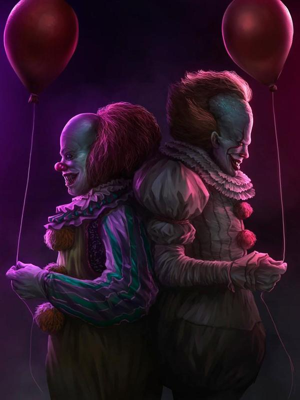 pennywise art wallpaper for android   apk download