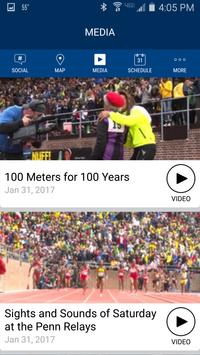 Penn Relays apk screenshot