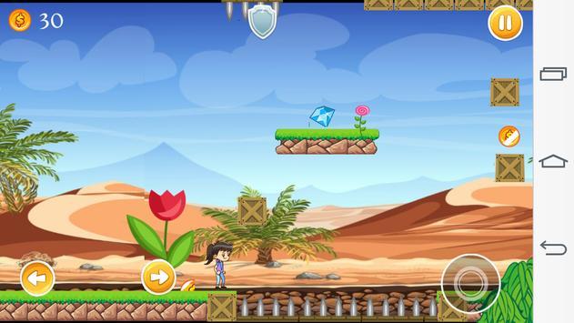 Super Pentron : Subway Ladybug Adventure apk screenshot