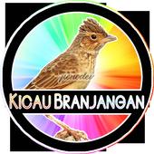 Kicau Branjangan Master HQ icon