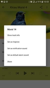Kicau Murai Master screenshot 3